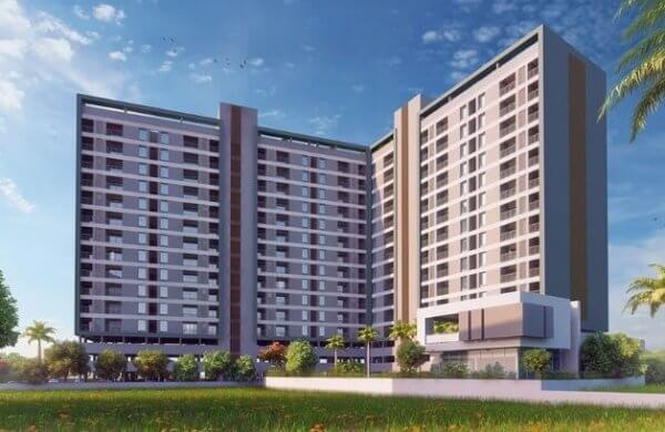 Luxury and Blissful Living at NIBM